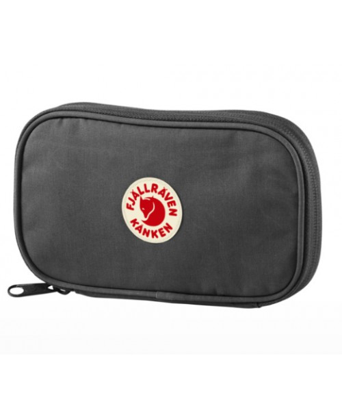 KANKEN TRAVEL WALLET Super Grey