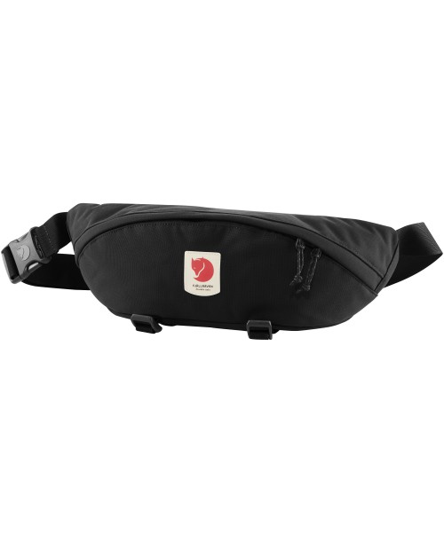 ULVÖ HIP PACK LARGE Black