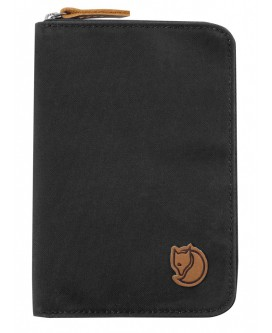 PASSPORT WALLET Dark Grey