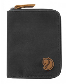 ZIP WALLET Dark Grey