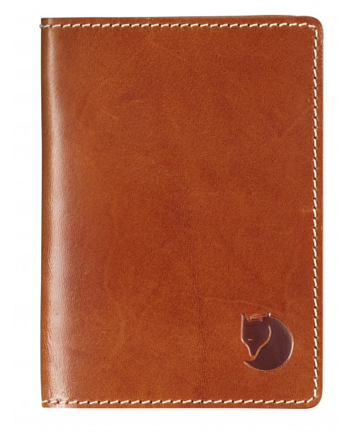 LEATHER PASSEPORT COVER