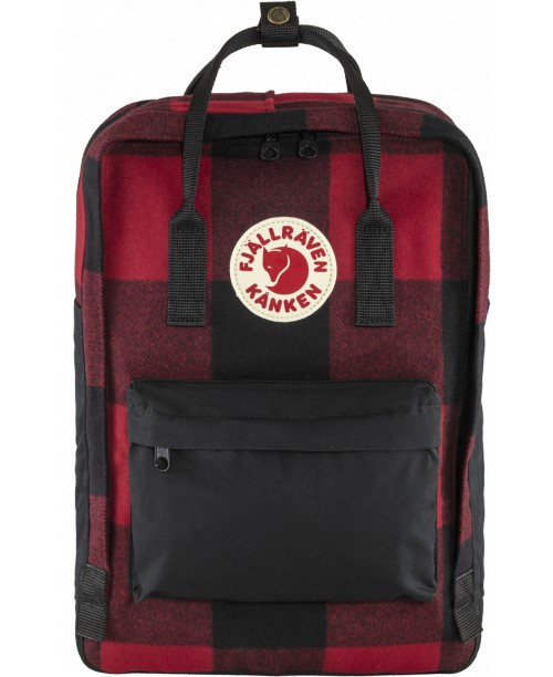"KANKEN RE-WOOL 15"" Red-Black"