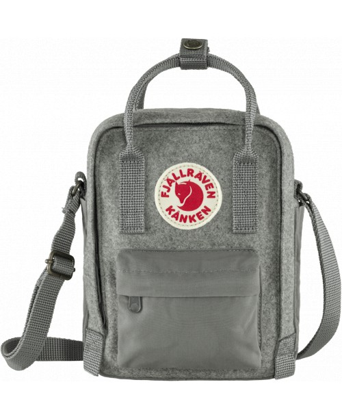 KANKEN RE-WOOL SLING Graphite Grey