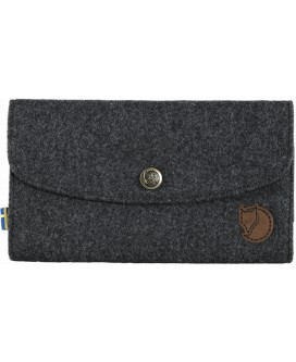 NORRVÅGE TRAVEL WALLET Grey